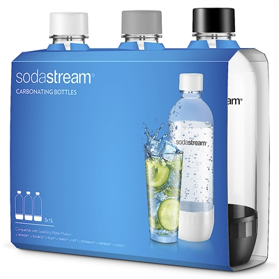 Flaska 1L Sodastream