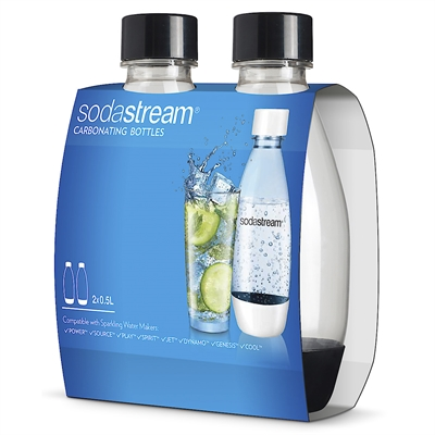 Flaska 0,5L Sodastream