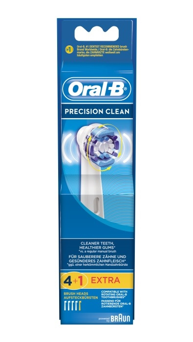 Precision Clean 4+1 OralB